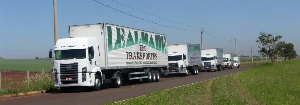 caminhoes lealdade transporte ribeirao preto